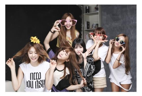 t-ara bikini single pictures (1)