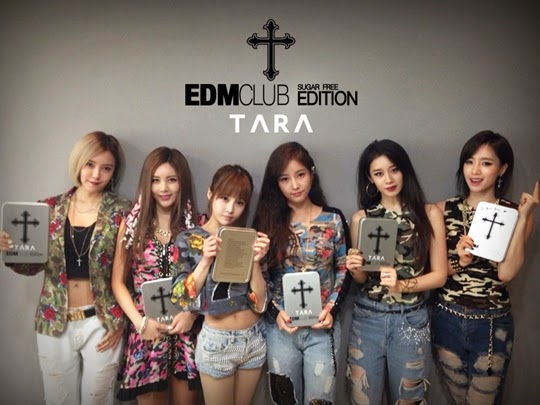 t-ara sugar free remix