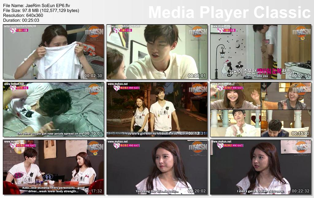 sinopsis married not dating eps 10